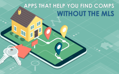 Apps That Help You Find Comps Without The MLS